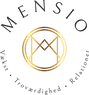 Mensio.dk – Lad vores online marketing passion komme jer til gode Logo